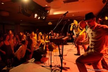 The Boom Booms, Block Party, Ramada Ballroom. January 24, 2014. Photo Credit: Bob Steventon.