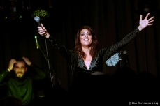 Dear Rouge, Block Party, Ramada Ballroom. January 24, 2014. Photo Credit: Bob Steventon.
