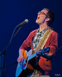 "Derek Joyce, ""Livin' in the VLA"" workshop, YAP Centre. January 24, 2014. Photo Credit: Bill Bailey."
