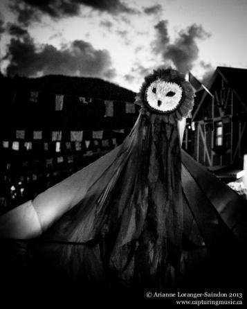 Night life, ArtsWells, 2012