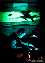 Mind of a Snail, Shadow Puppetry, ArtsWells, 2012