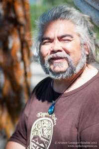 First time I met Doug. My camera and I loved him right away. Arts on the Fly, 2012.