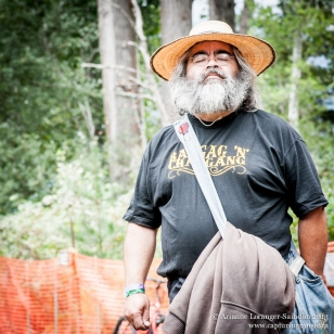 Taking in Robson Valley Music Festival 2013.
