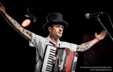Bobby, Midsummer Music Festival, 2013.