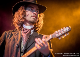 Sam, Midsummer Music Festival, 2013.