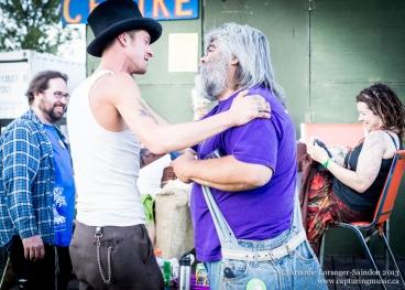 Bobby and Doug! Midsummer Music Festival, 2013.