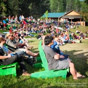Kispiox Valley Music Festival, 2012.