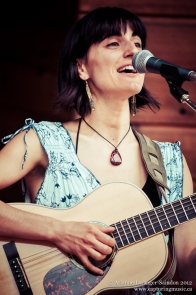 Joanna Chapman-Smith, Kispiox Valley Music Festival, 2012.