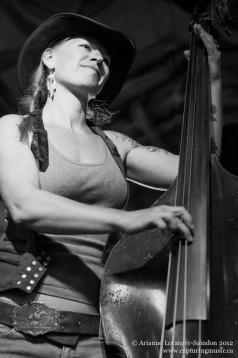 Marin Patenaude, ArtsWells, 2012.